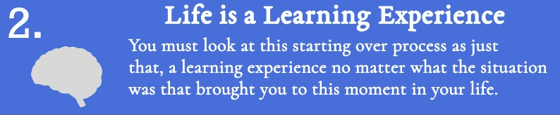 Life is a learning Experience